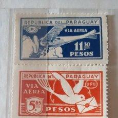 Sellos: PARAGUAY,1931,CAT.YT.PA.36/38.. Lote 285979243