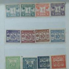 Sellos: PARAGUAY,1931.. Lote 285980353