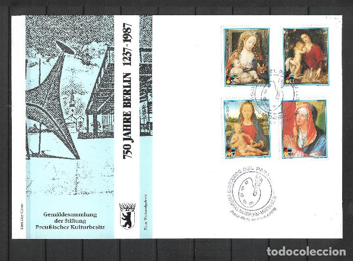 PARAGUAY 1988 SOBRE PRIMER DIA NAVIDAD - 197 (Sellos - Extranjero - América - Paraguay)
