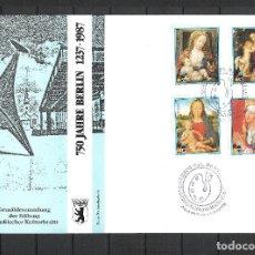 Sellos: PARAGUAY 1988 SOBRE PRIMER DIA NAVIDAD - 197. Lote 286845188