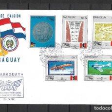 Sellos: PARAGUAY 1987 SOBRE PRIMER DIA CONGRESO FISA - 197. Lote 287112928