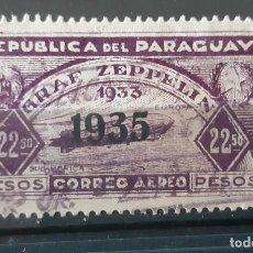 Sellos: PARAGUAY,1935,CAT.YT.PA.79. Lote 288940353