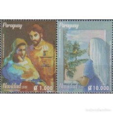 Sellos: ⚡ DISCOUNT PARAGUAY 2019 CHRISTMAS MNH - RELIGION. Lote 297131648