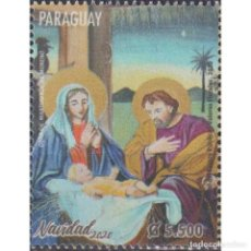 Sellos: ⚡ DISCOUNT PARAGUAY 2020 CHRISTMAS MNH - RELIGION, CHRISTMAS. Lote 297136868