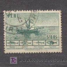 Selos: PERU, USADO. Lote 19889807