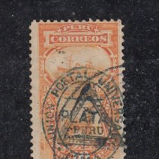 Sellos: PERU TASA 23 USADA, . Lote 43482166