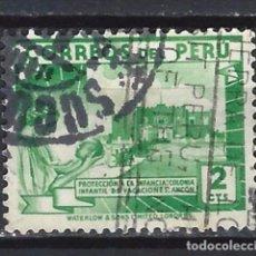 Sellos: PERÚ - SELLO USADO. Lote 96495291