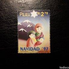Sellos: PERÚ. YVERT 1122 SERIE COMPLETA NUEVA SIN CHARNELA. NAVIDAD. Lote 151446869