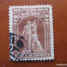 Sellos: PERU, 1938 YVERT 355. Lote 155926246