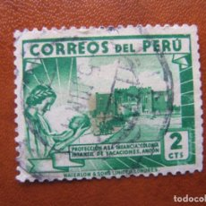 Sellos: PERU, 1938 YVERT 356. Lote 155926410