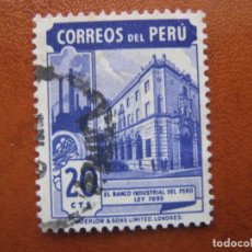 Sellos: PERU, 1951 YVERT 411. Lote 155927930