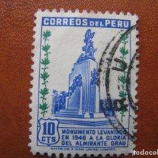 Sellos: PERU, 1949 YVERT 409. Lote 155928310