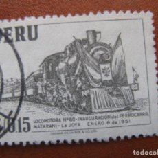 Sellos: PERU, 1952 YVERT 429. Lote 155929994