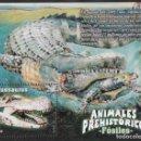 Sellos: PERÚ HOJITA BLOCK 34 2007 ANIMALES PREHISTÓRICOS FAUNA PURUSSAURUS MNH. Lote 168184241