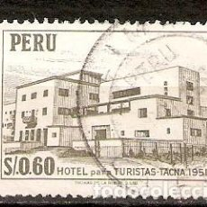 Sellos: PERU. HOTEL PARA TURISTAS-TACNA. Lote 248967280