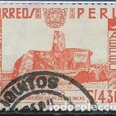 Sellos: PERÚ AÉREO YVERT 181. Lote 260328575