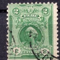 Selos: PERU , 1908 MICHEL 136. Lote 264044400