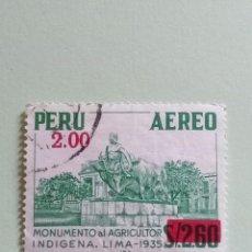 Selos: SELLOS PERU. Lote 267884214