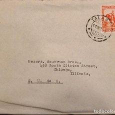 Sellos: O) 1935 PERÚ, PIZARRO, DE TALARA A USA. Lote 274640613