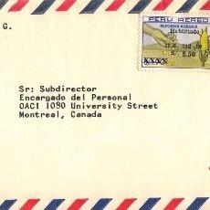 Sellos: CORREO AEREO: PERU 1969. Lote 277066183