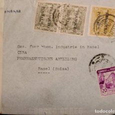 Sellos: O) 1941 PERÚ, PANAGRA, ESTACIÓN DE RADIO NACIONAL SOBRE IMPRESIÓN POSTAL FRANQUEO, CENSURA, EXAMINAD. Lote 278282893