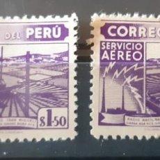 Sellos: PERU,1938,CAT.YT.PA.58. Lote 288941013