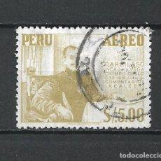 Sellos: PERU SELLO USADO - 15/40. Lote 289644848
