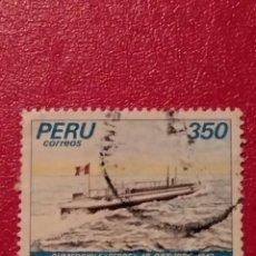 Sellos: SELLOS DEL PERÚ - BOL 7. Lote 290141188