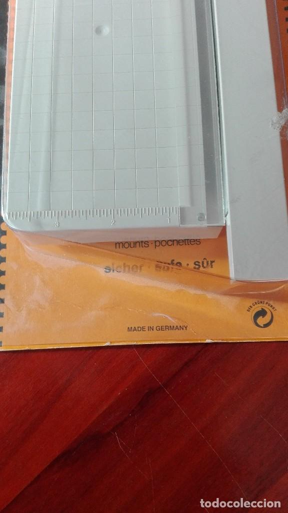 Sellos: Guillotina Hawid 604 con su embalaje original. - Foto 4 - 110029075