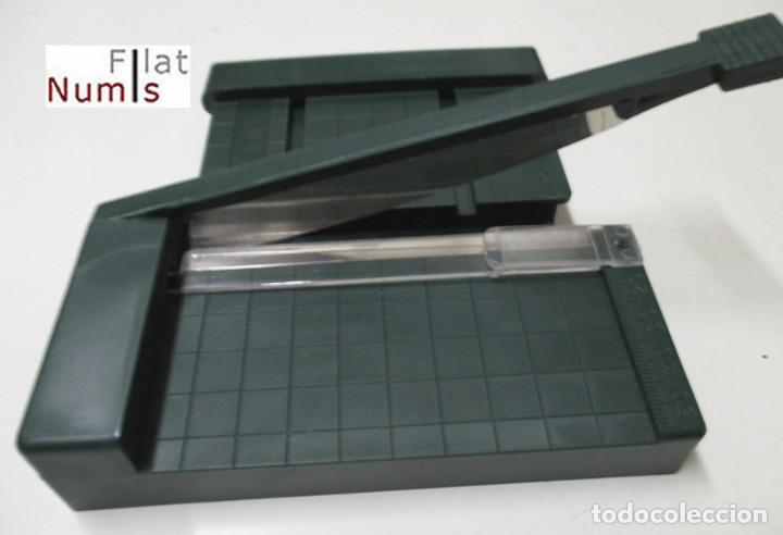 GUILLOTINA PRINZ - SOLINGEN - ALEMANIA - TIRAS HAWID (Sellos - Material Filatélico - Guillotinas y Pinzas)