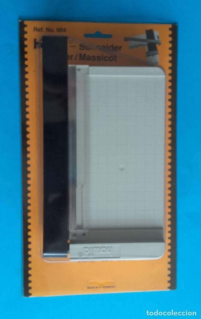 Sellos: GUILLOTINA HAWID 604 SCHNEIDER CUTTER MASSICOT. - Foto 8 - 239849660