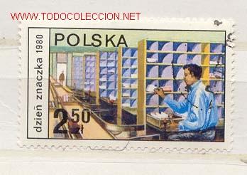 POLONIA 1980. CORREOS (Sellos - Extranjero - Europa - Polonia)