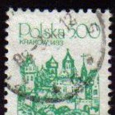 Sellos: POLONIA 1981 SCOTT 2457 SELLO CASTILLOS KRAKOW USADO MICHEL 2753 POLSKA POLAND POLEN POLOGNE . Lote 8510965
