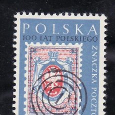 Sellos: POLONIA 1042 SIN CHARNELA, POLSKA 60, EXPOSICION FILATELICA INTERNACIONAL . Lote 19107521