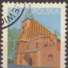 Selos: POLONIA 2005 SCOTT 3776 SELLO º MONUMENTOS CIUDADES POLACAS COLEGIATA TODOS LOS SANTOS SIERADZ M4199. Lote 25786702