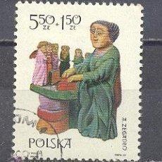 Sellos: POLONIA 1969, SELLO USADO. Lote 26802200
