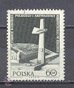 POLONIA 1972, SELLO USADO (Sellos - Extranjero - Europa - Polonia)