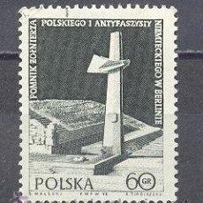 Sellos: POLONIA 1972, SELLO USADO. Lote 26802310
