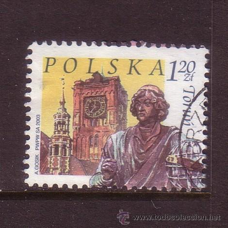 POLONIA 3768 - AÑO 2003 - CIUDADES POLACAS - TORUN (Sellos - Extranjero - Europa - Polonia)
