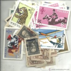 Sellos: LOTE POLONIA 1 100 SELLOS. Lote 39894903