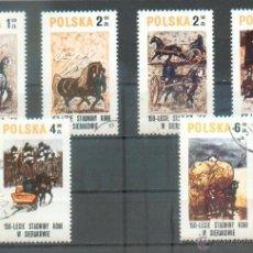 Sellos: PINTURAS DE SIERAKOW. Lote 41733202