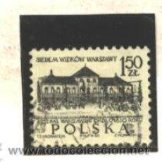 Sellos: POLONIA 1965 - YVERT NRO. 1454 - USADO. Lote 42796933