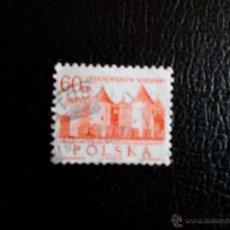 Sellos: POLONIA. 1453 CENTENARIO VARSOVIA: BAJO EL RENACIMIENTO. 1965. SELLOS USADOS Y NUMERACIÓN YVERT.. Lote 47133354