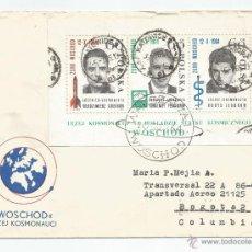 Sellos: 1964 - COREO AÉREO - POLONIA. Lote 49522096