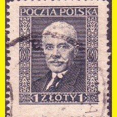 Sellos: POLONIA 1928 IVERT Nº 341 (O) . Lote 49530430