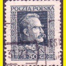 Sellos: POLONIA 1928 IVERT Nº 340 (O) . Lote 49530458