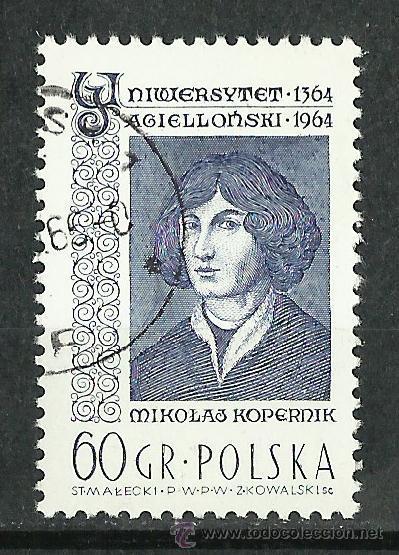 POLONIA - 1964 - SCOTT 1229 - USADO (Sellos - Extranjero - Europa - Polonia)