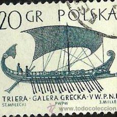 Sellos: POLONIA 1965- YV 1417. Lote 76636406