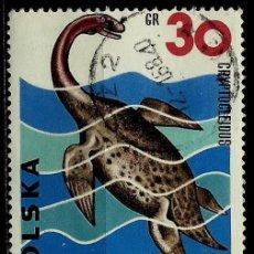 Sellos: POLONIA 1965- YV 1424. Lote 52000180