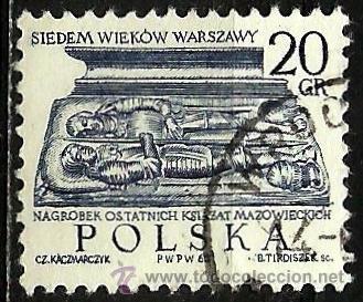 POLONIA 1965- YV 1451 (Sellos - Extranjero - Europa - Polonia)
